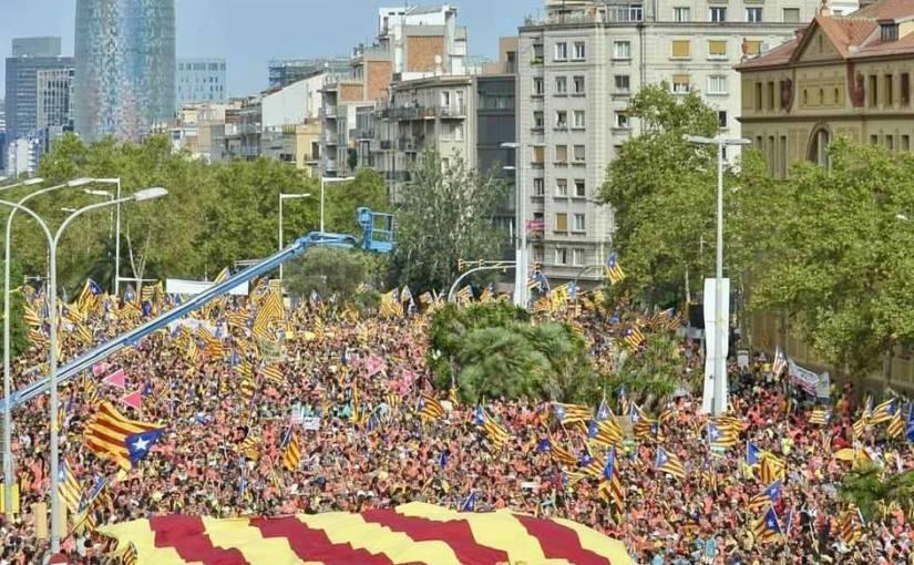 OUI, L'1 D'OCTUBRE EST UNE DATE CLEF dans l'histoire de la Catalogne–